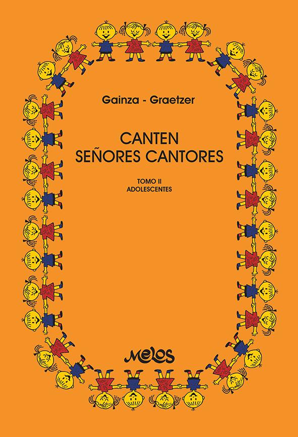 BA12186 - Canten señores cantores - Tomo 2 (Nuevo)