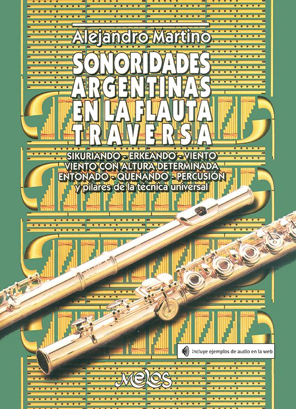BA13644 - Sonoridades argentinas en la flauta traversa (Nuevo)