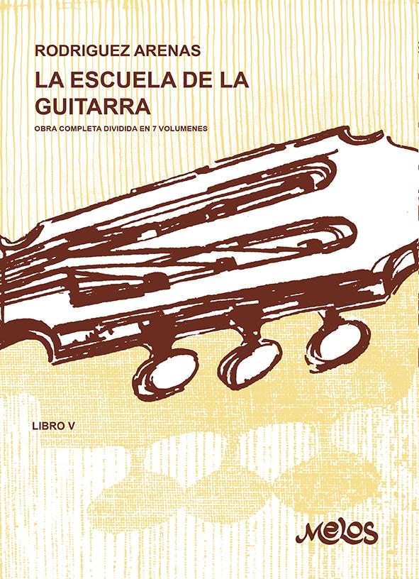 BA9549 - La escuela de la guitarra - Libro 5 (Nuevo)