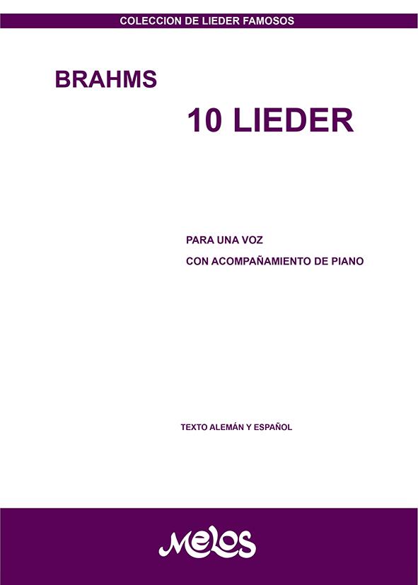 BA9056 - 10 Lieder (Nuevo)