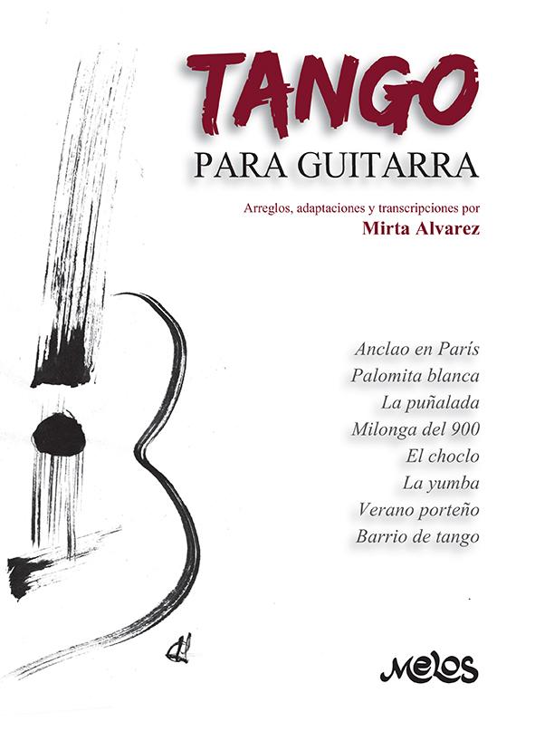 MEL4098 - Tango para guitarra (Nuevo)