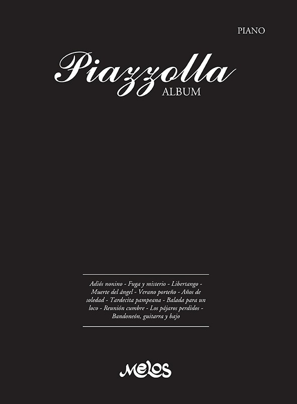 MEL31083 - Piazzolla Album (Nuevo)