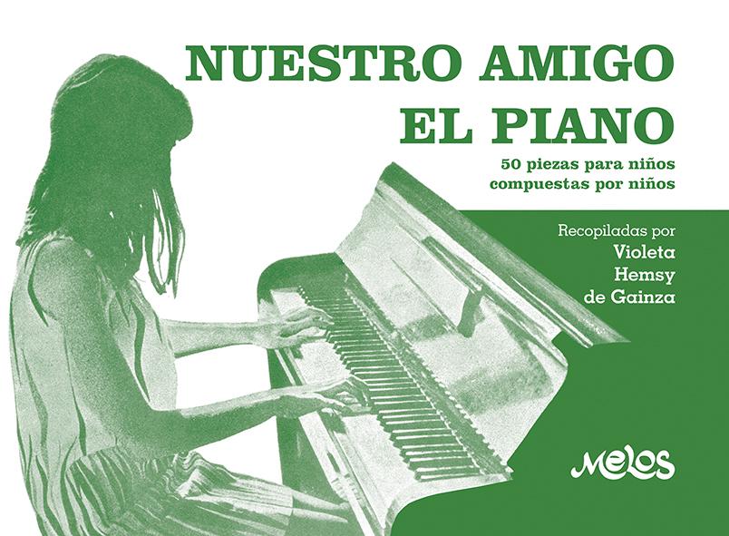 BA12875 - Nuestro amigo el piano (Nuevo)