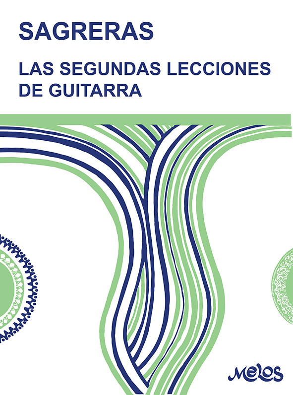 BA9529 - Las segundas lecciones de guitarra (Nuevo)