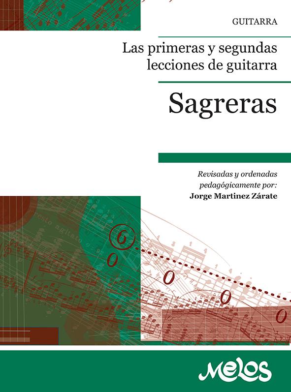 BA13580 - Las primeras y segundas lecciones de guitarra (Nuevo)