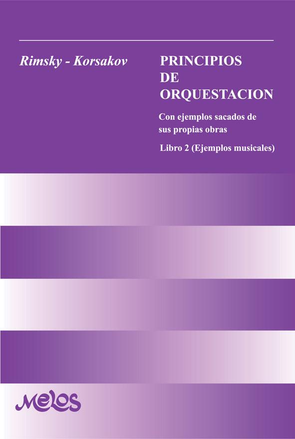 BA9315 - Principios de orquestación - Libro 2 (Nuevo)