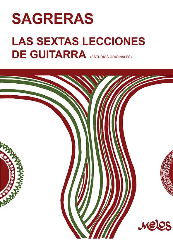 BA9504 - Las sextas lecciones de guitarra (Nuevo)