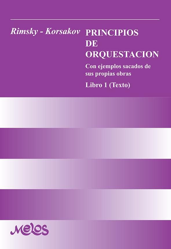 BA9314 - Principios de orquestación - Libro 1 (Nuevo)
