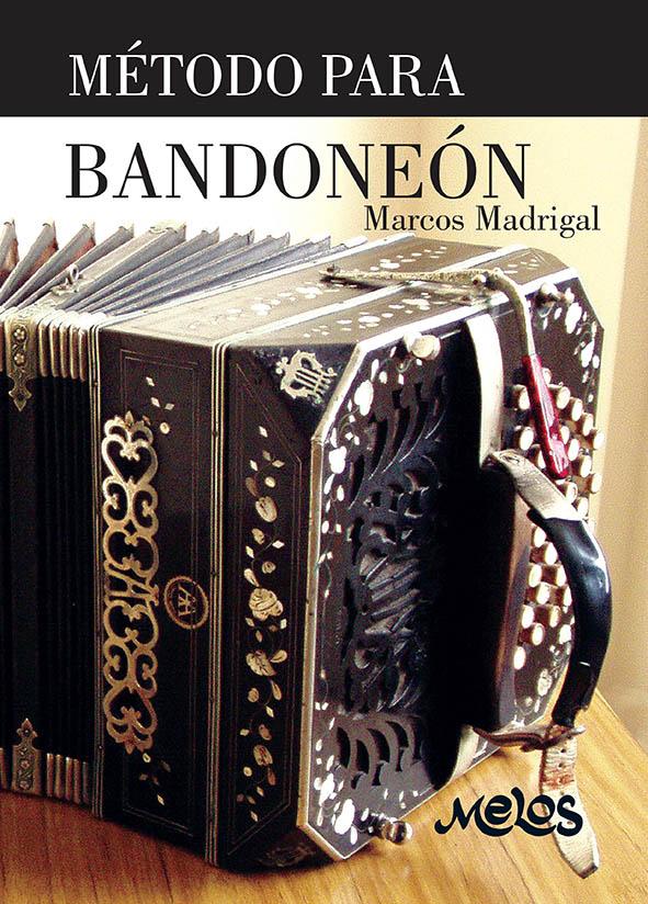 MEL7104 - Método para Bandoneón (Nuevo)