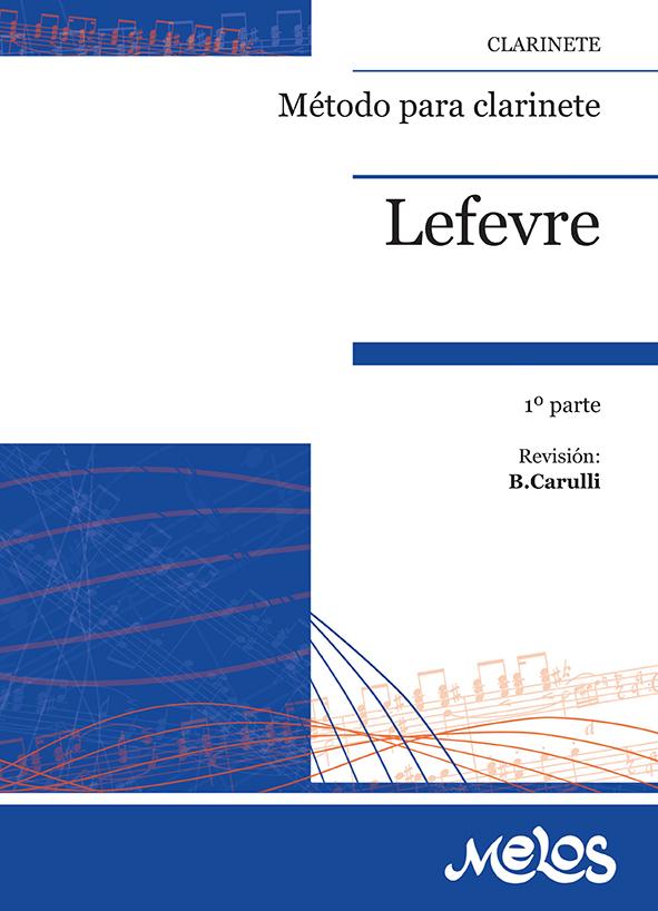 BA130 - Método para clarinete - SOLICITAR INSERT POR SEPARADO (Nuevo)