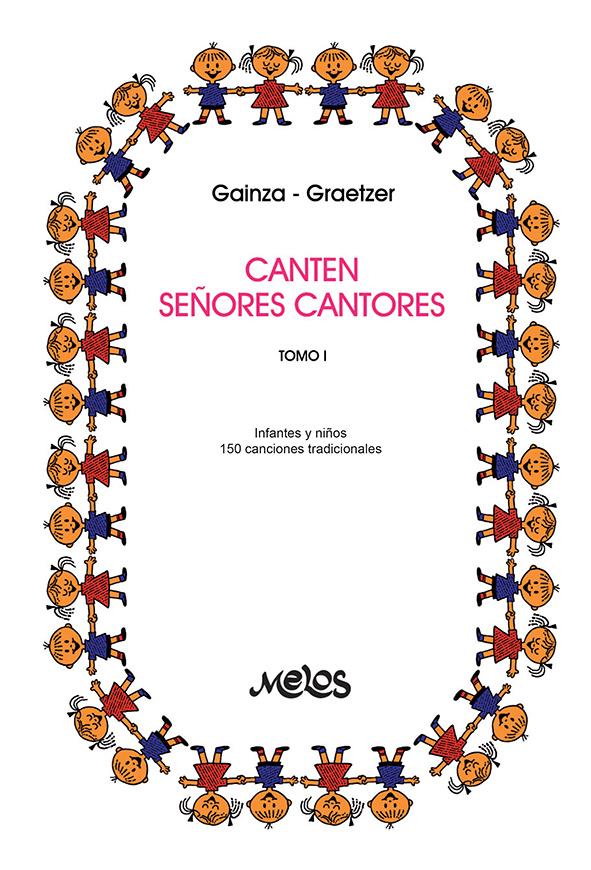 BA12185 - Canten señores cantores - Tomo 1 (Nuevo)