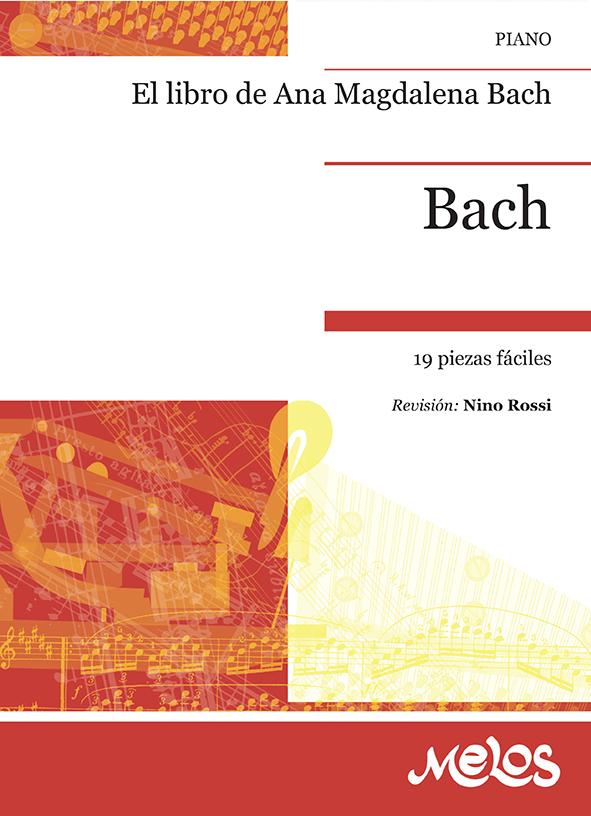 ERA2027 - El libro de Ana Magdalena Bach (Nuevo)