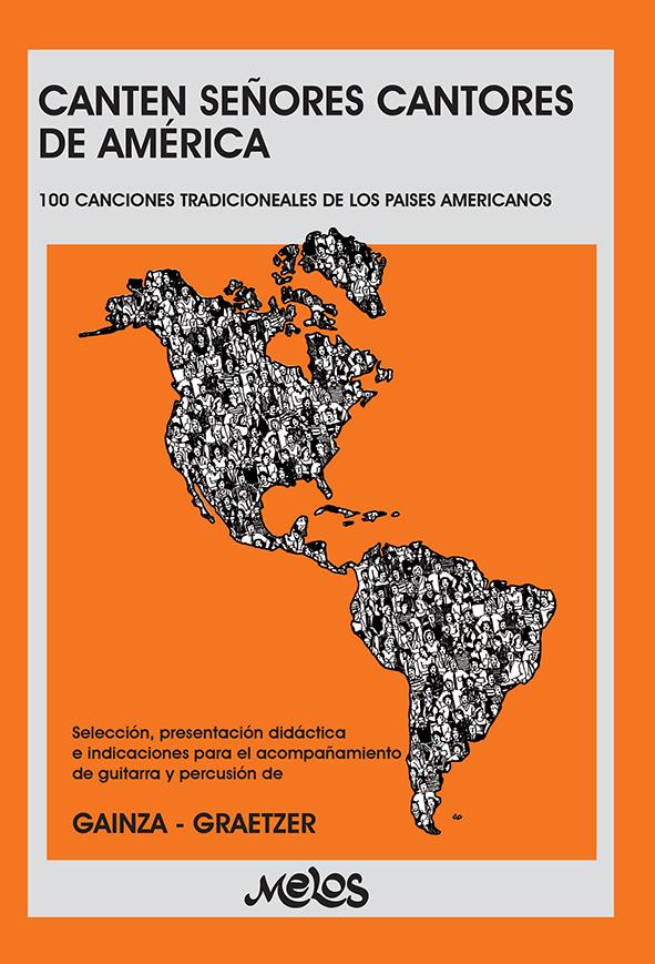 BA12519 - Canten señores cantores de América (Nuevo)