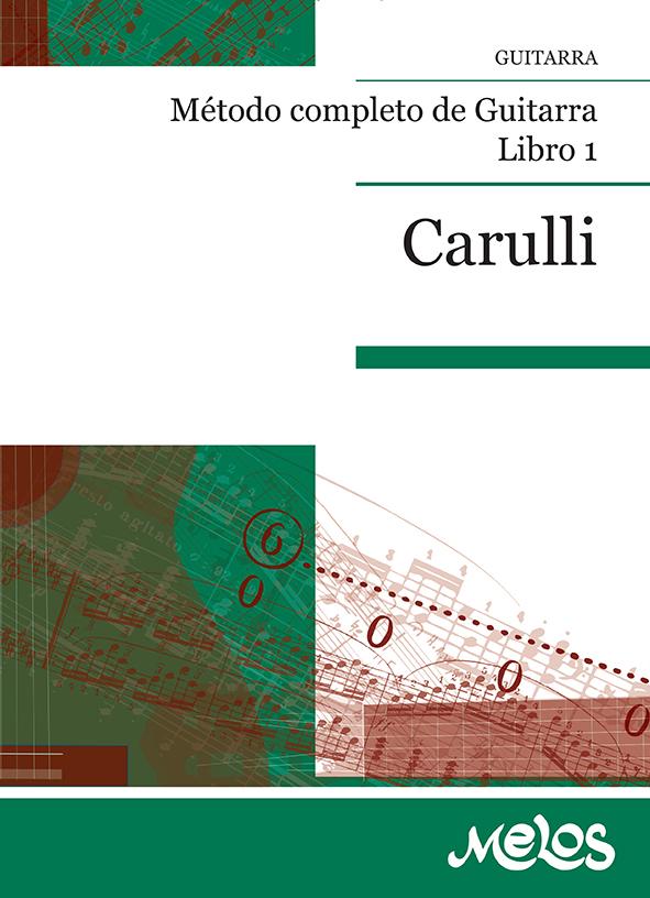 BA115 - Método completo de guitarra - Libro 1 (Nuevo)