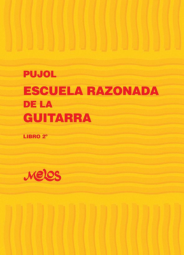 BA9563 - Escuela razonada de la guitarra - Libro 2 (Nuevo)