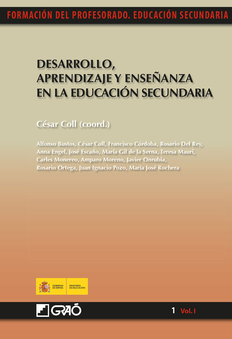 Desarrollo, aprendizaje y enseñanza en la educación secundaria (Nuevo)