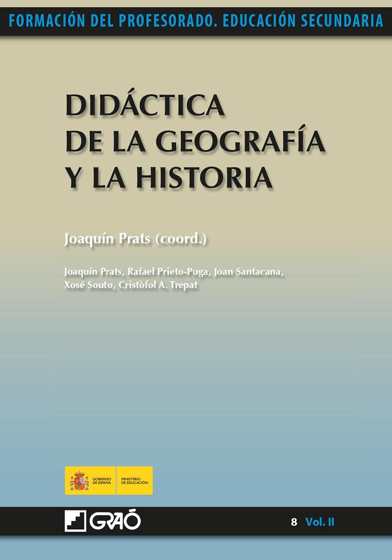 Didáctica de la Geografía y la Historia (Nuevo)