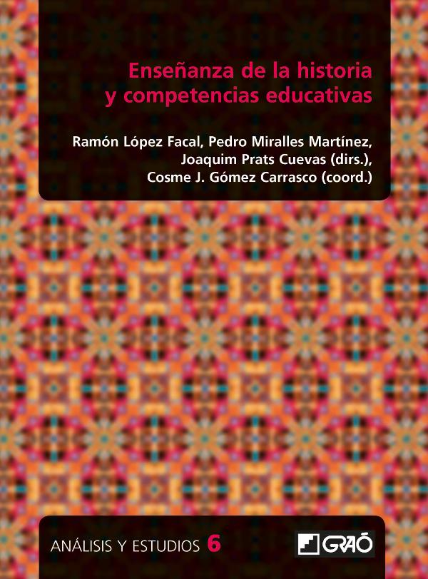 Enseñanza de la historia y competencias educativas (Nuevo)