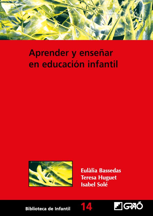 Aprender y enseñar en educación infantil (Nuevo)