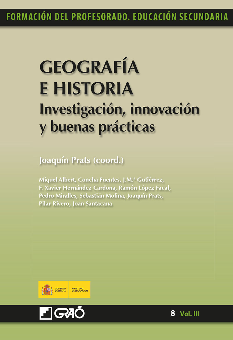 Geografía e Historia. Investigación, innovación y buenas prácticas (Nuevo)
