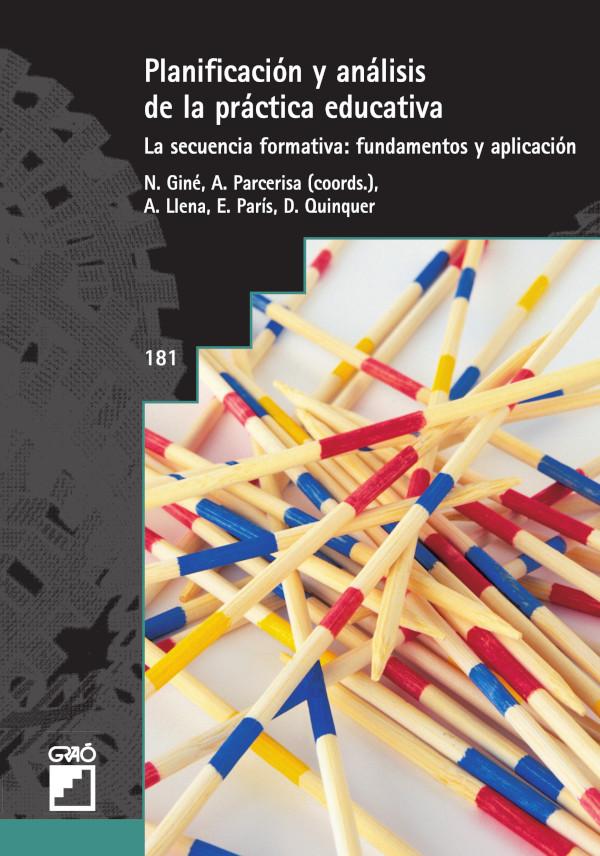 Planificación y análisis de la práctica educativa (Nuevo)