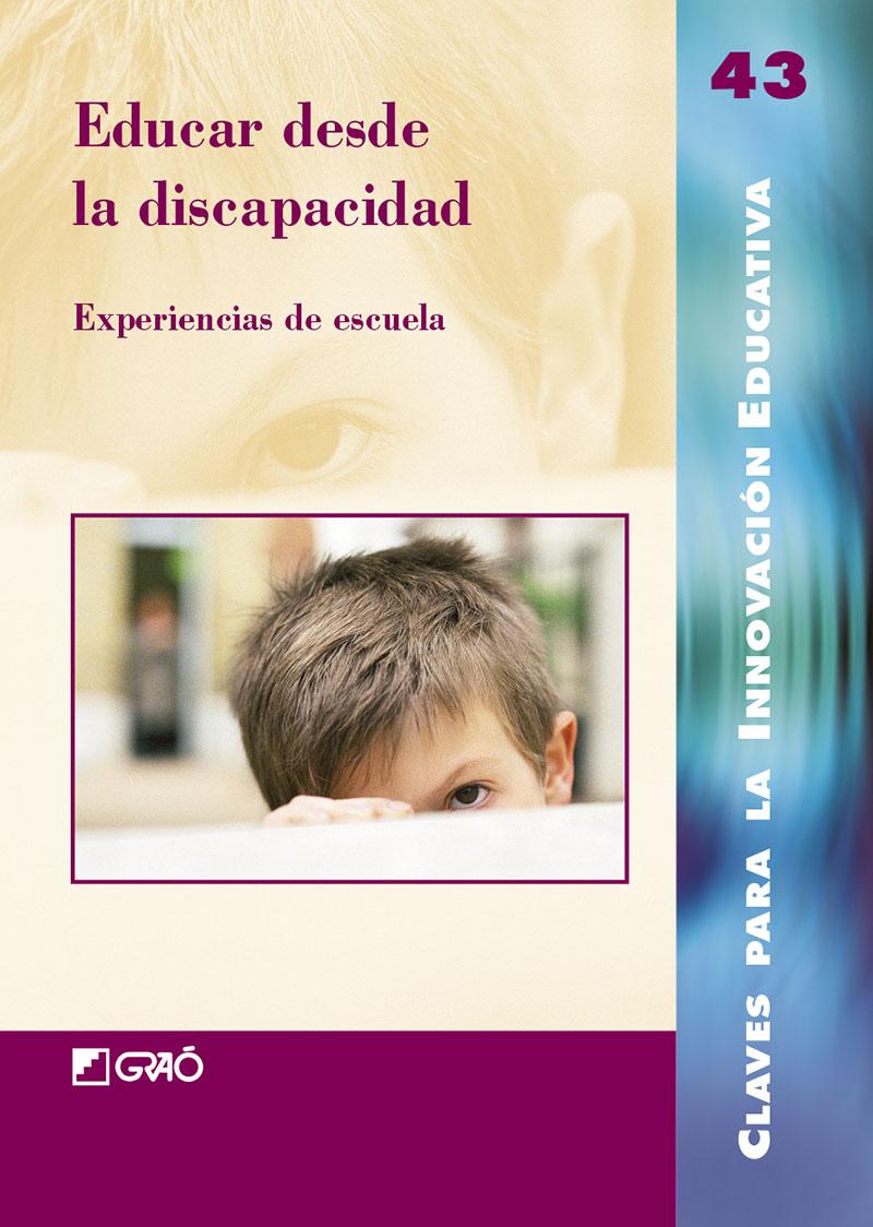 Educar desde la discapacidad (Nuevo)