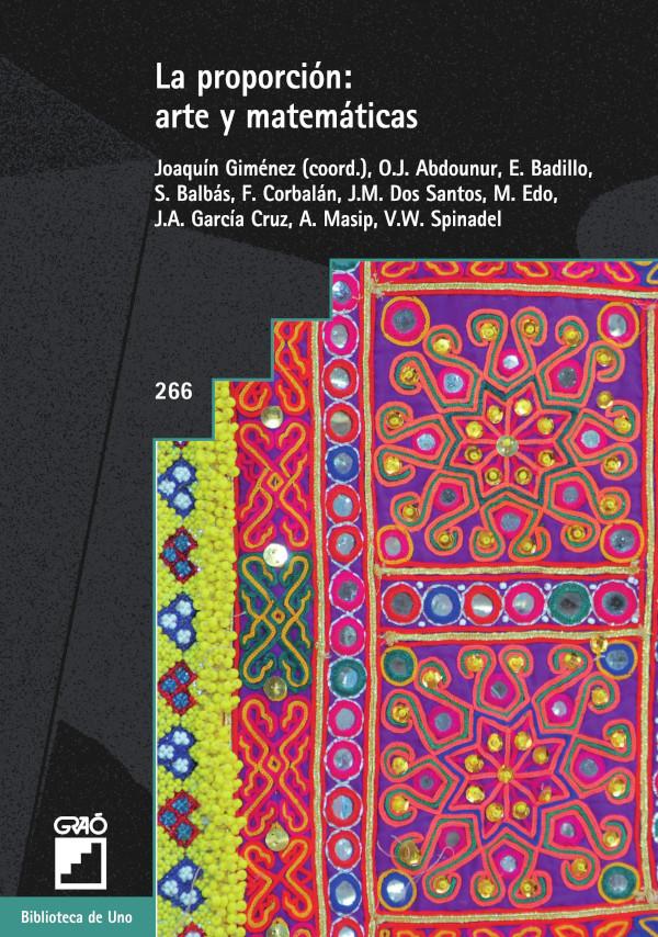 La proporción: arte y matemáticas (Nuevo)
