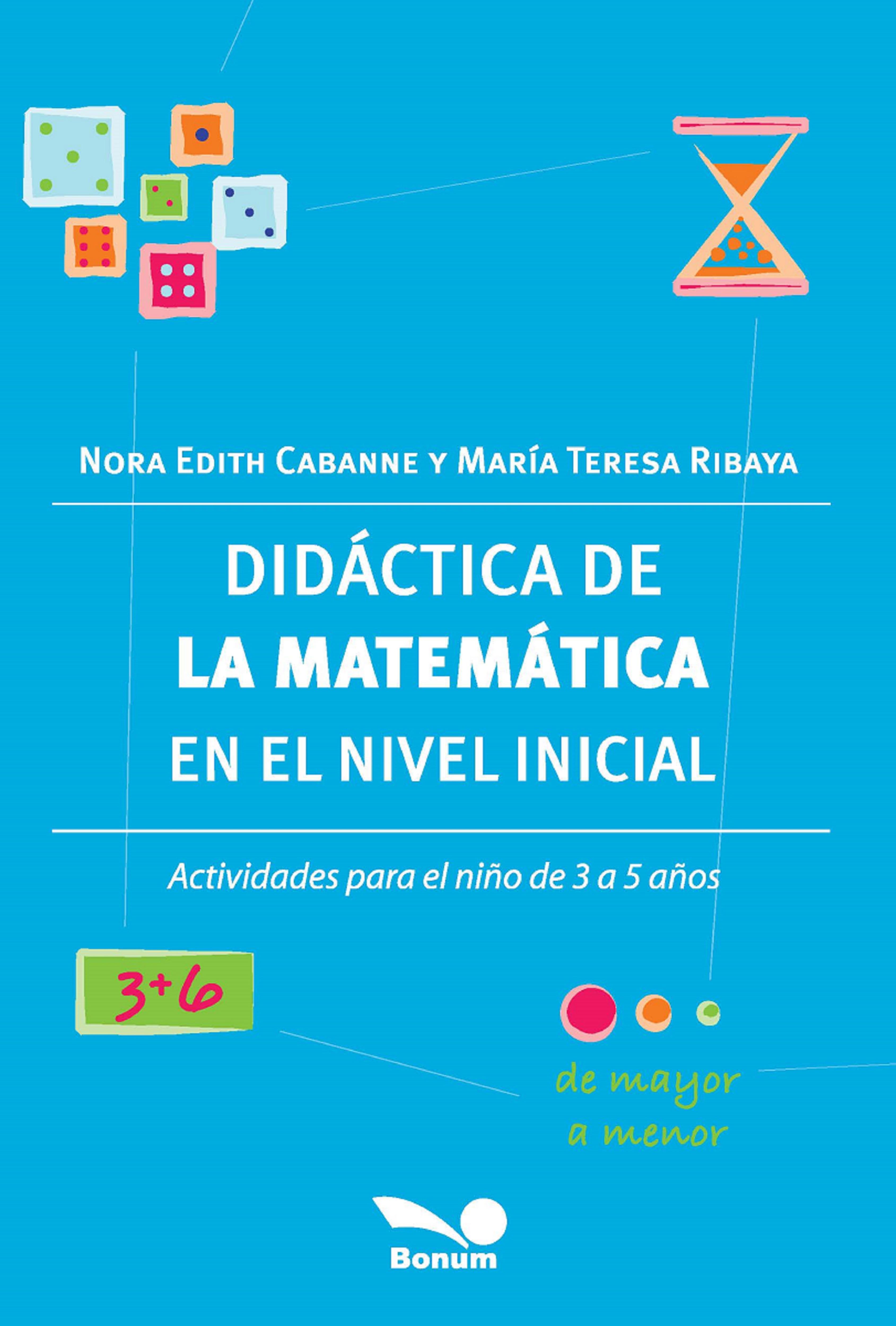 Didáctica de la matemática en el nivel inicial (Nuevo)