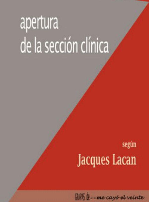 Apertura de la sección clínica (Nuevo)