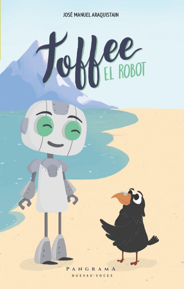 TOFFEE, el robot (Nuevo)